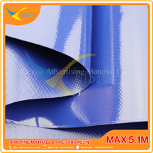 COATED PVC TARPAULIN