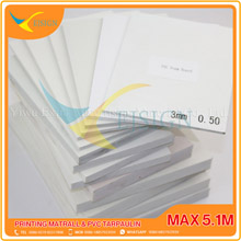 PVC FOAM BOARD 5MM