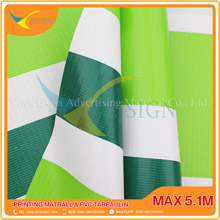 LAMINATED STRIP PVC TARPAULIN  EJLST001