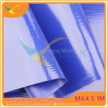LAMINATED PVC TARPAULIN  EJLP005-1 G  BLUE