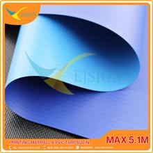 LAMINATED PVC TARPAULIN  EJLP003-2 M  SKY BLUE-BLUE