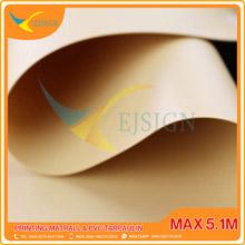 LAMINATED PVC TARPAULIN  EJLP003-2 G  BEIGE